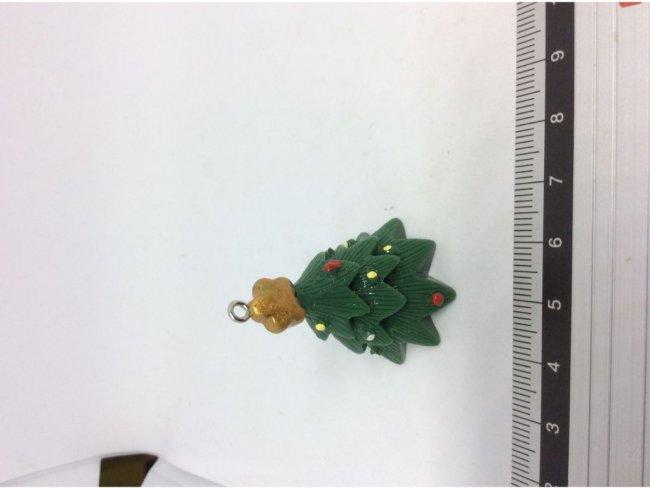 1 μοτίφ χριστουγεννιατικο δεντρο 40x30χιλσ. - 1